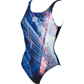 arena Icy U Back Swimsuit Women colourful